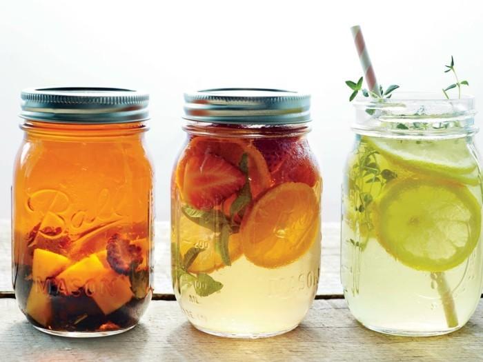 tipps zum abnehmen mit früchten und wasser