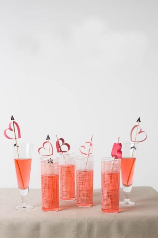fertige drinks valentinstag ideen