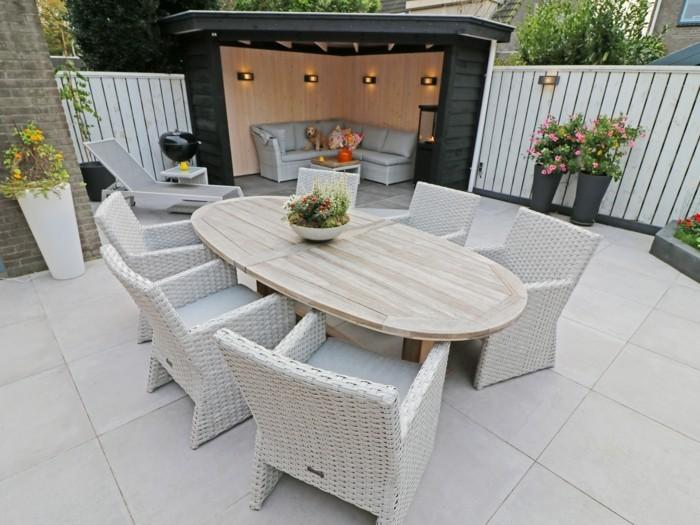 garten gestalten ideen wohnen im freien ben tigt klassische und hochwertige gartenm bel. Black Bedroom Furniture Sets. Home Design Ideas
