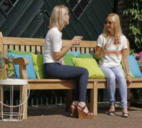 Ideen zur Gartengestaltung – Wohnen im Freien benötigt klassische und hochwertige Gartenmöbel