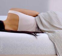 Einschlafstörungen weg mit der perfekten Ergonomie im Bett