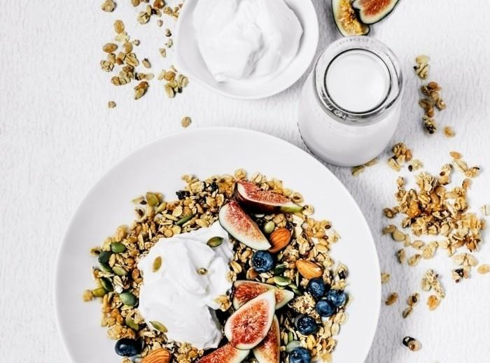 gesund essen frühstück körper entschlacken