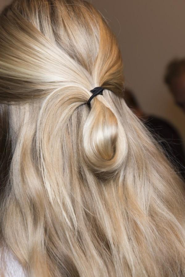 goldene idee Haarfarben Trends