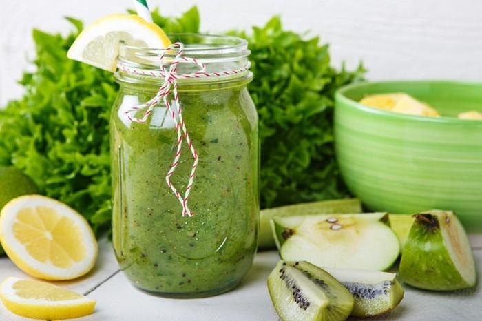 grüne smoothies rezepte tipps zum abnehmen