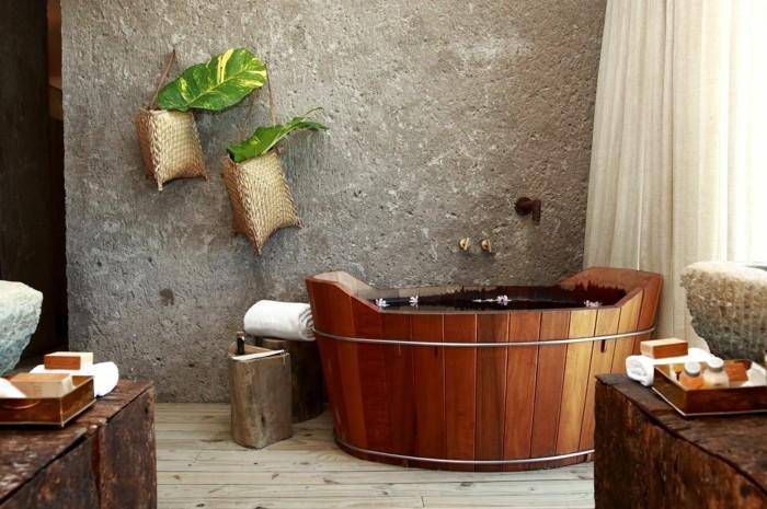 Badezimmer gestalten und dabei eine tropenoase entstehen for Dekoartikel badezimmer