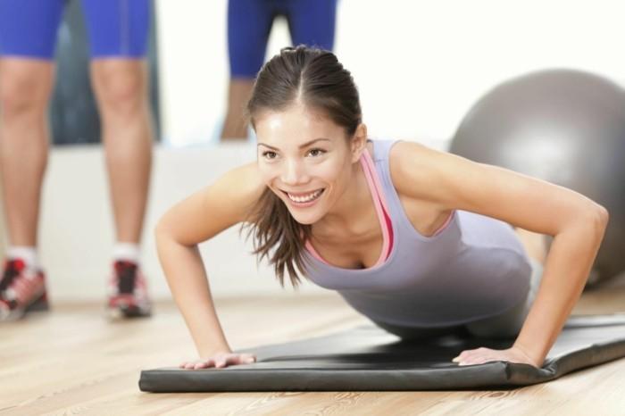 gymnasitk yoga tipps zum abnehmen