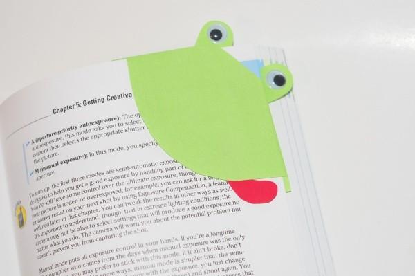 lesezeichen basteln bastelideen kinder papier