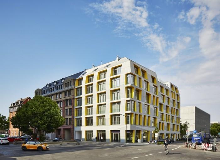 eastside park loft ein markantes bauprojekt aus frankfurt fresh ideen f r das interieur. Black Bedroom Furniture Sets. Home Design Ideas