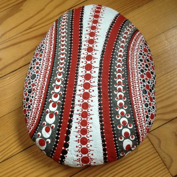 manala muster steine bemalen basteln mit naturmaterialien eier bemalen