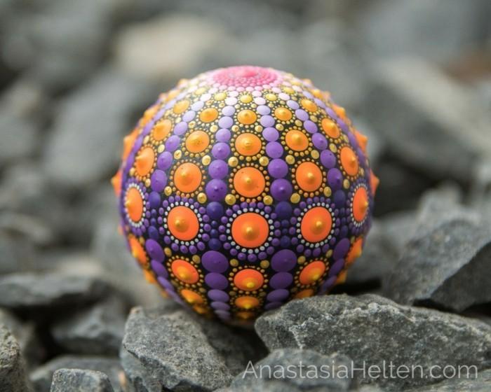 manala muster steine bemalen basteln mit naturmaterialien kaktus