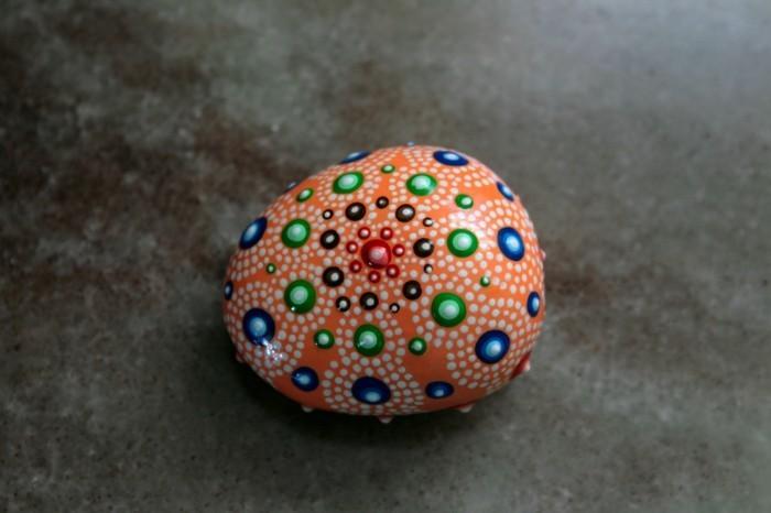 manala muster steine bemalen kleine