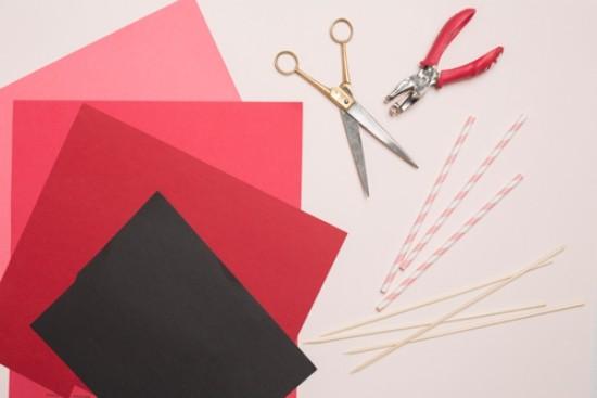 noch mehr materialien ideen für den valentinstag
