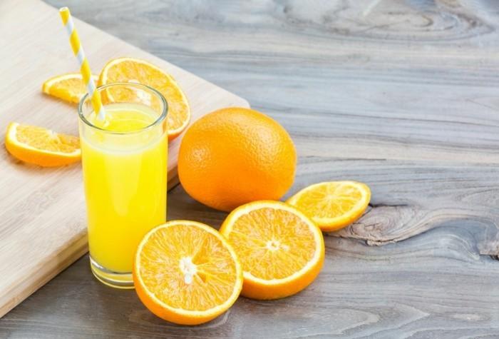 orangensaft bio gesund tipps zum abnehmen