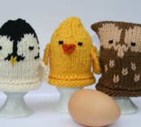 Basteln mit Wolle oder wie Sie fantastische Osterdeko selber machen