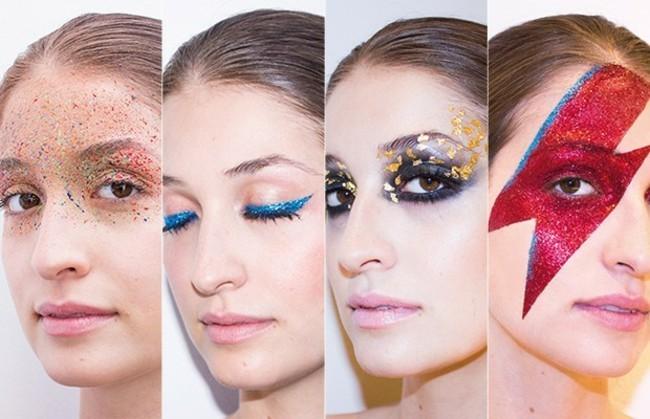 schminken fasching karneval gesicht schminkideen