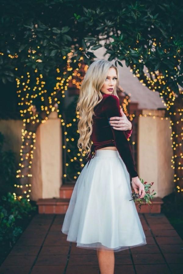 stoillvolle idee schwarz weiß Hochzeitsgast Kleider