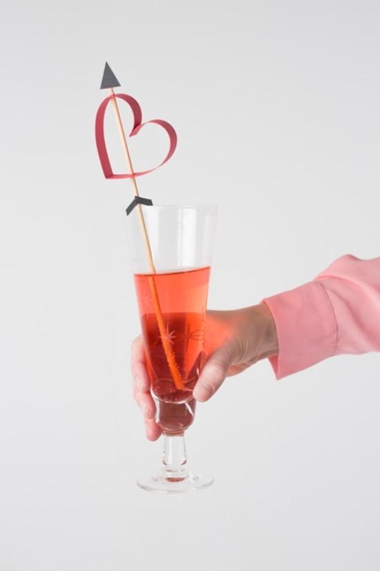 tolles drink valentinstag idee