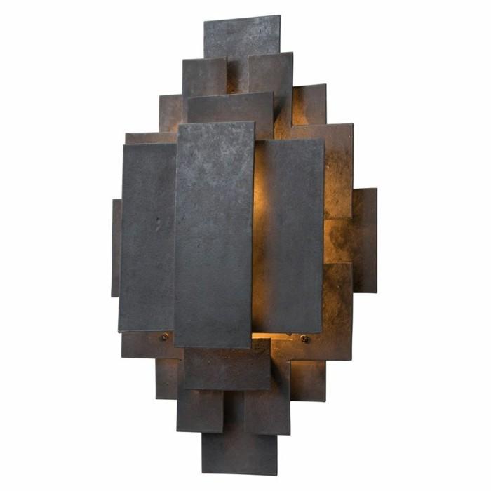 upcycling ideen diy lampen schichten
