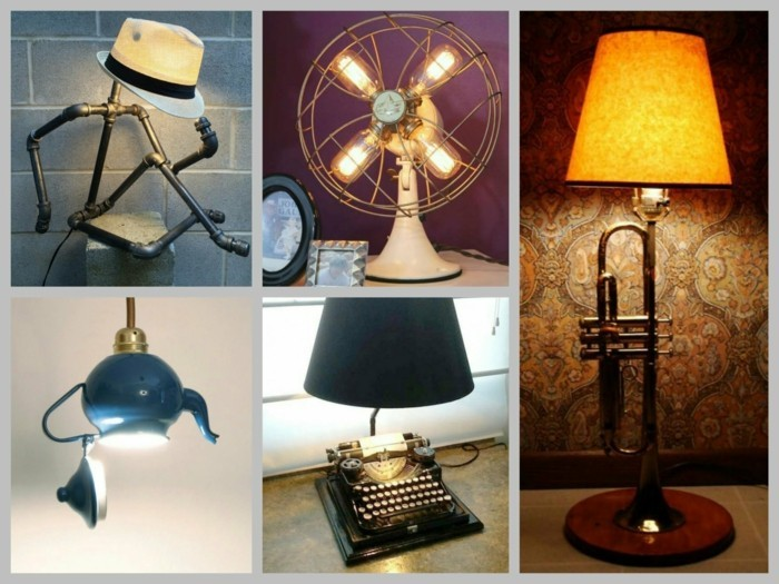 upcycling ideen diy lampen video
