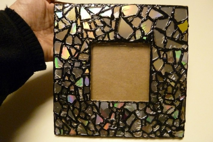 upcycling ideen zum selber machen cd rohlinge
