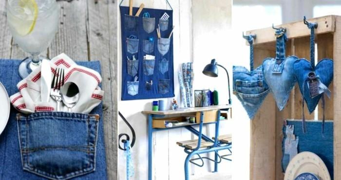 upcycling ideen zum selber machen jeans
