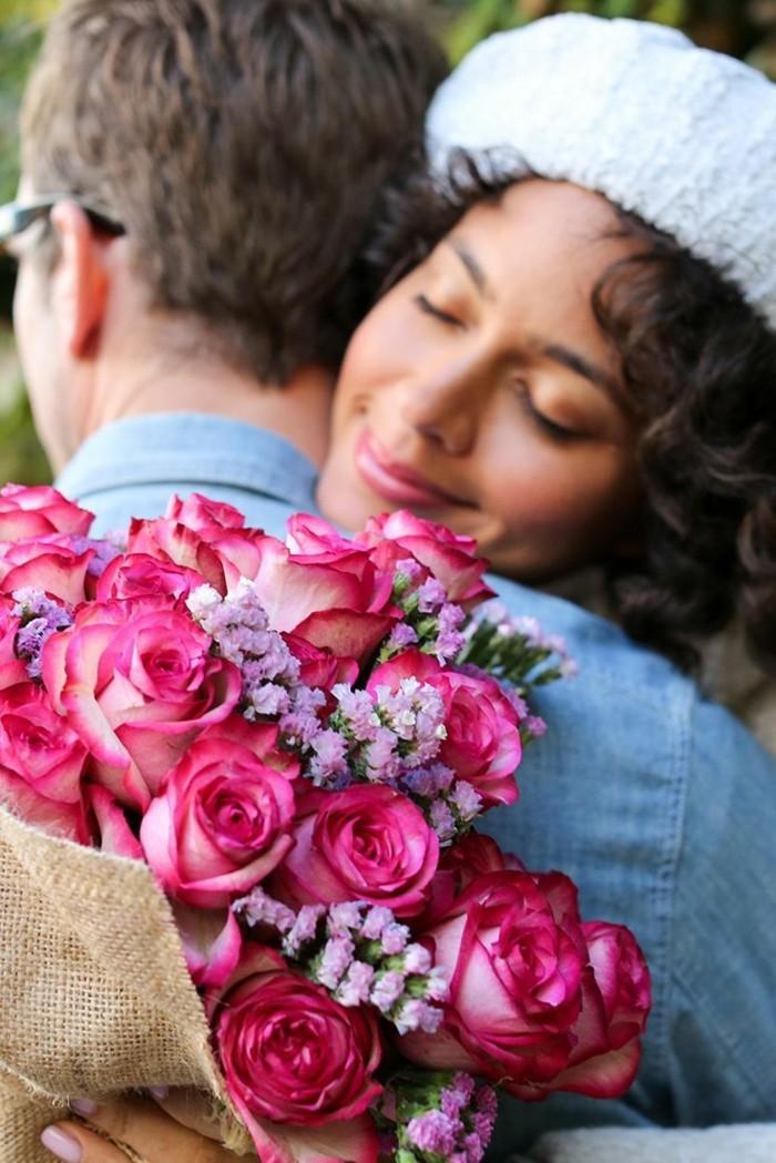 valentinstag blumen romantik liebe rosen