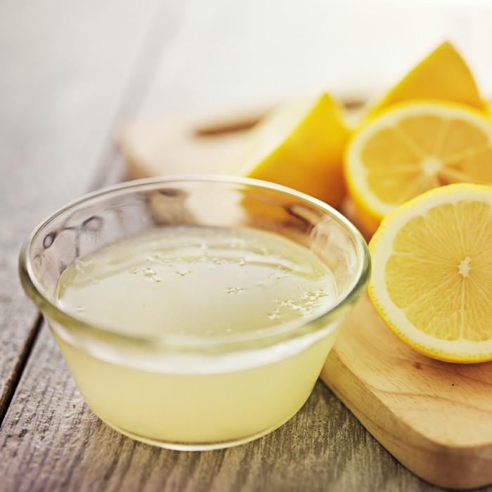 zitronensaft gesund tipps zum abnehmen