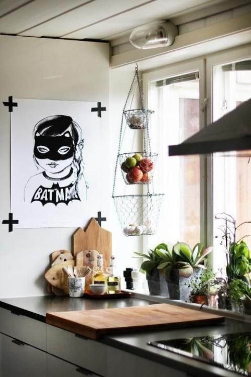 Küche skandinavisches design
