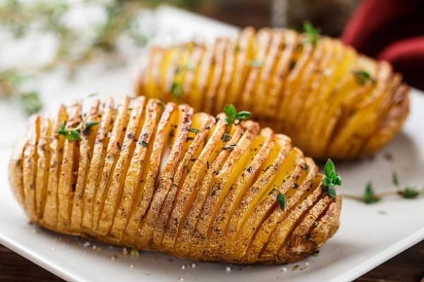 Kartoffeln Beilage festliches Menü am 17. März
