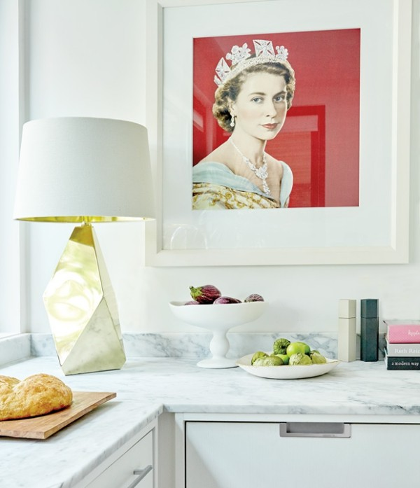 Marmorplatte Küche