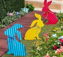 Osterdeko für draußen oder wie Sie Ihren Outdoor-Bereich zu Ostern dekorieren