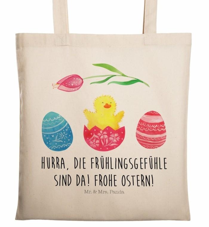 Ostern Sprueche OSterfest OSterdeko Osterhase aufdruck