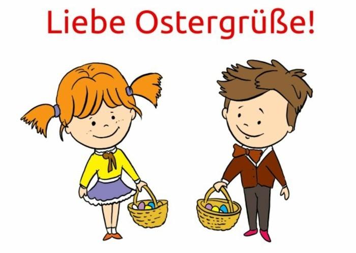 Ostern Sprueche OSterfest OSterdeko Osterhase garten eier verstecken