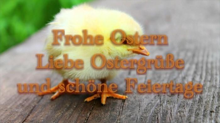 Ostern Sprueche OSterfest OSterdeko Osterhase ostergruss