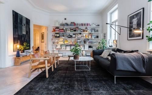 Skandinavisches Design Wohnzimmer ideen