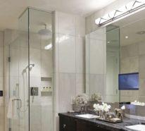 Spiegel Fernseher im Bad: Vor- und Nachteile, Einrichtungstipps