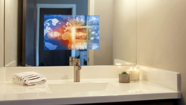 Spiegel Fernseher : Vor- und Nachteile, Einrichtungstipps