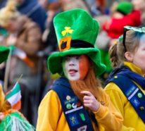 Am St. Patricks Day ist die Welt in grünem Fieber!