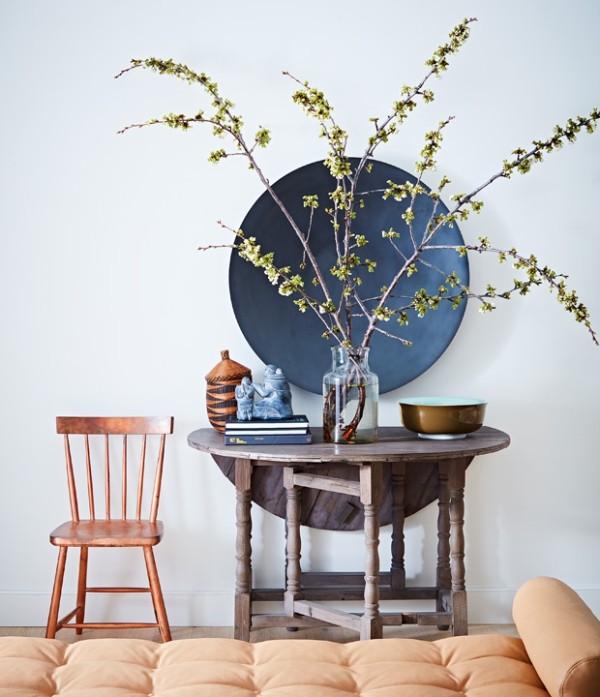 Tipps und Tricks für den Frühling blühende Zweige sanfte Pastellfarben