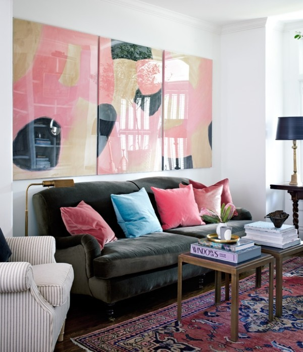 deko tipps und tricks wie sie den fr hling ins haus. Black Bedroom Furniture Sets. Home Design Ideas