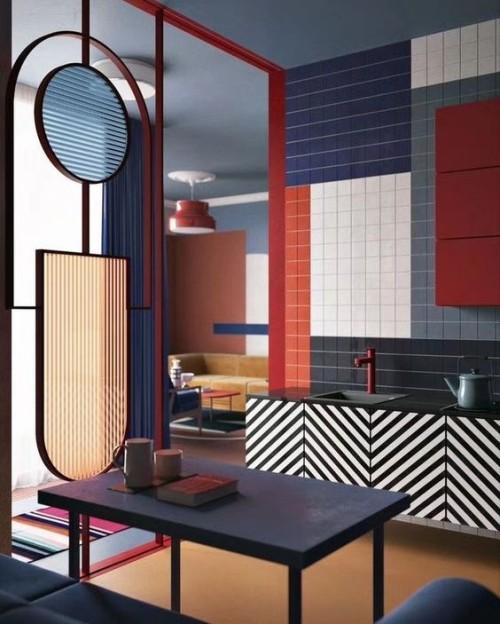 Wandfarben ideen inspirationen von pantone 2018 - Beruhigende wandfarben ...