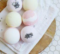 Badekugeln selber machen – das ultimative DIY Ostergeschenk