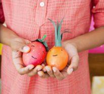 Basteln mit Kindern zu Ostern bereitet Groß und Klein viel Freude
