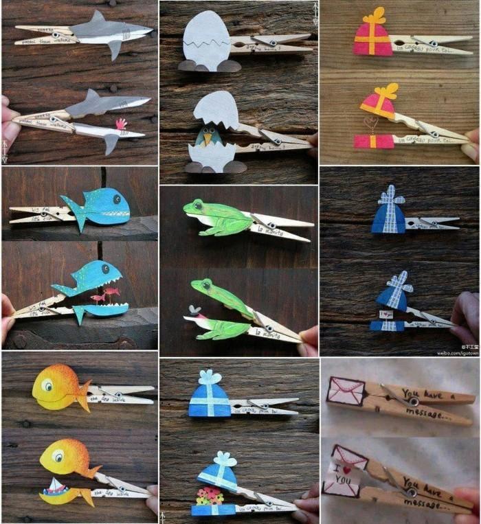 Wie Kann Man Fruhlingsdeko Aus Holz Selber Machen 30 Ideen Zum
