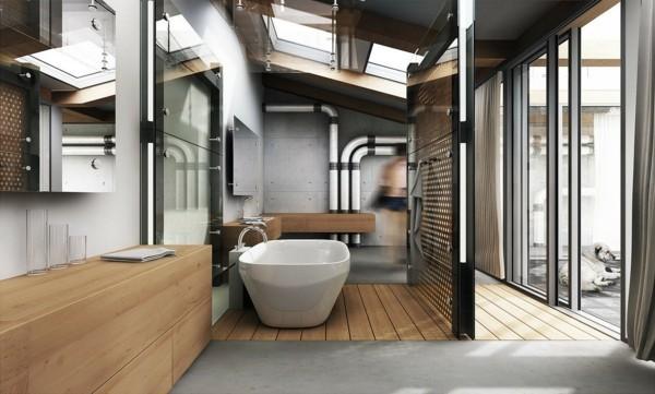 braun und weiß industrial design