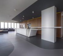 Moderne Architektur: Penthouse-Apartment in Rotterdam