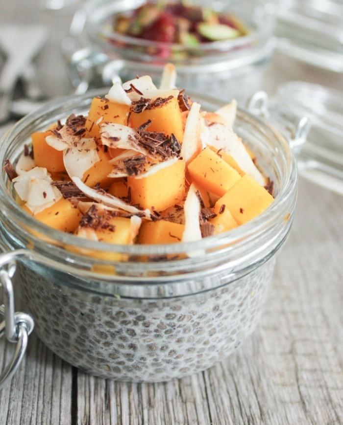 chiapudding gesund veganes frühstück osterbunch