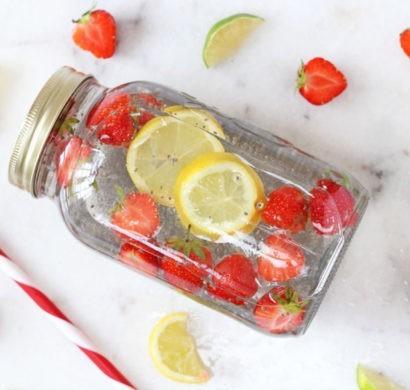 Heilfasten Diese 5 Detox Wasser Rezepte Helfen Beim Entschlacken