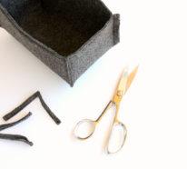 Einfache Anleitung für DIY Einkaufstasche aus Stoff