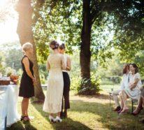 Zehn praktische Tipps für die perfekte Gartenhochzeit
